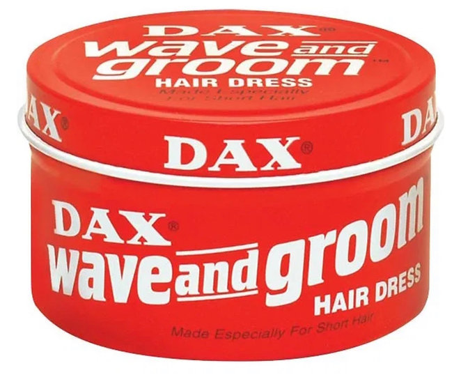 DAX Wave and Groom
