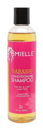 Mielle Babassu Conditioning Sulfate-Free Shampoo