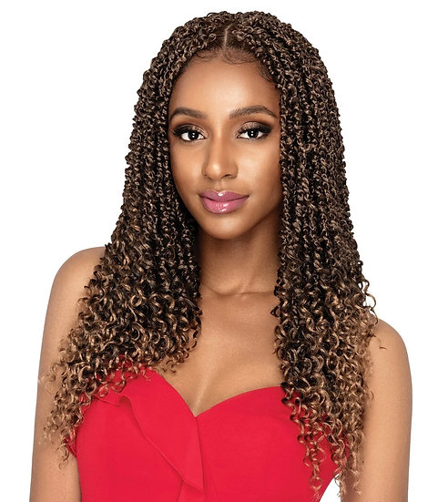 PASSION WATERWAVE FEED TWIST 18"