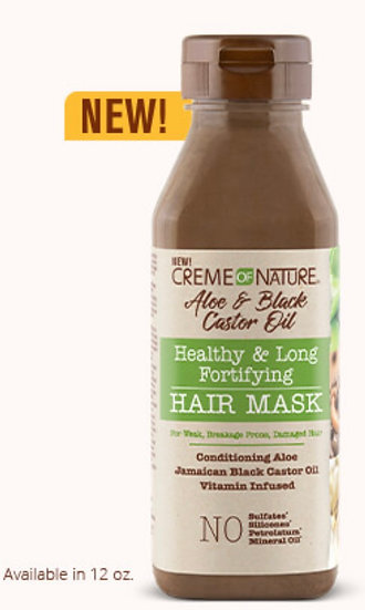 Healthy & Long Fortifying Hair Mask
