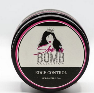 She Is Bomb Collection Fast Drying Edge Control 3.5oz