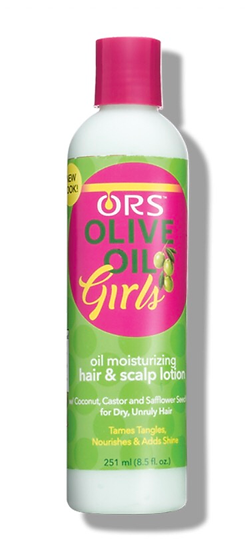 Moisturizing Styling Lotion For Girls, 8.5 fl.oz.