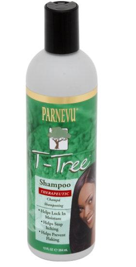 PARNEVU T-Tree Shampoo  12 oz