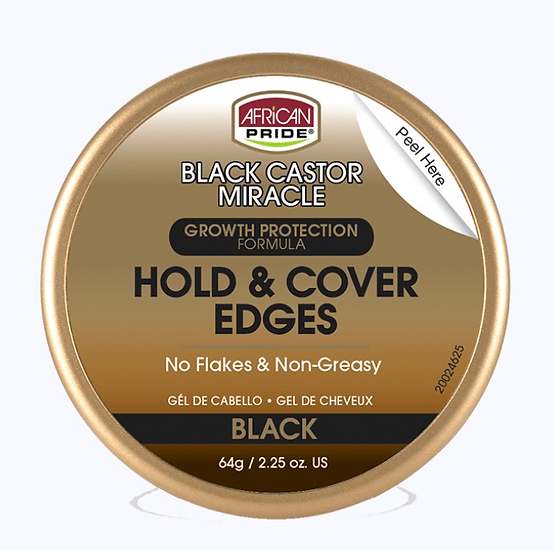 Hold & Cover Edges