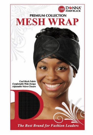Donna Mesh Wrap Assorted