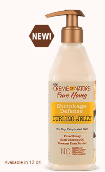 Shrinkage Defense Curling Jelly