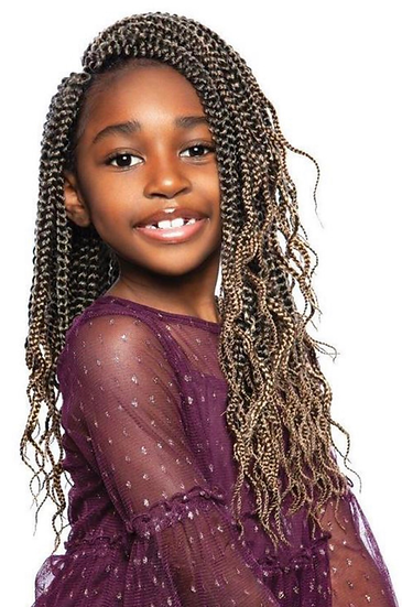 "Afri-Naptural Kids Box Smarty 12"""
