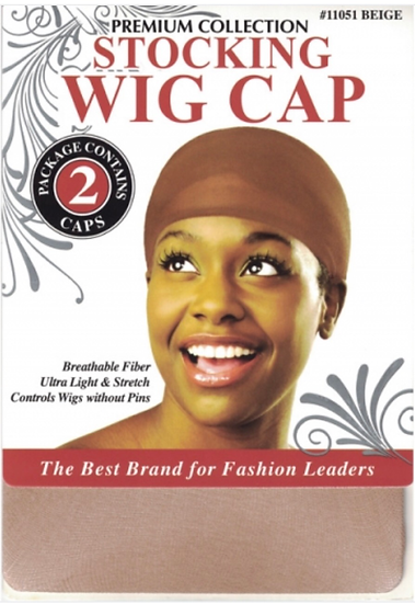 Donna - Stocking Wig Cap 2 pcs