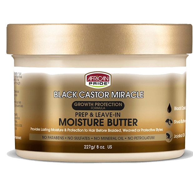 Prep & Leave-In Moisture Butter
