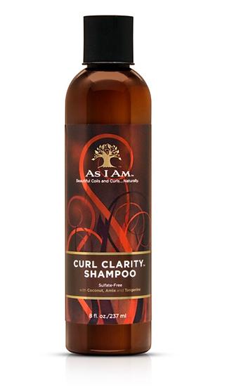 As I Am Curl Clarity Shampoo 8oz