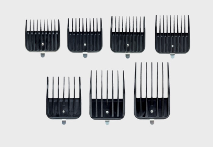 Snap-On Blade Attachment Combs 7-Comb Set 21684
