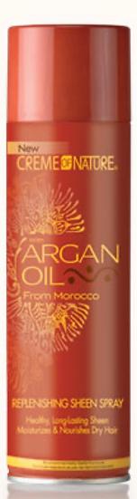 Argan Oil Replenishing Sheen Spray