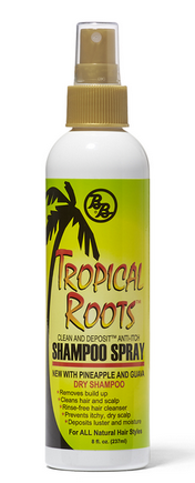 Tropical Roots Anti Itch Shampoo Spray