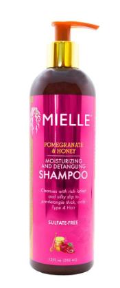 Mielle Pomegranate & Honey Moisturizing Detangling Shampoo