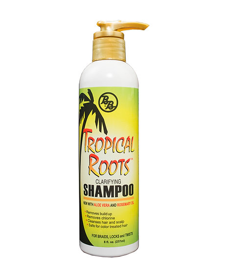 Tropical Roots Clarifying Shampoo