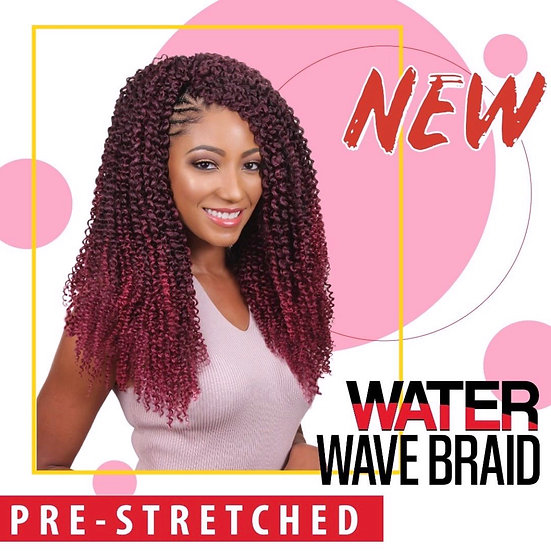 Eve Hair Water Wave 3X Value Pack