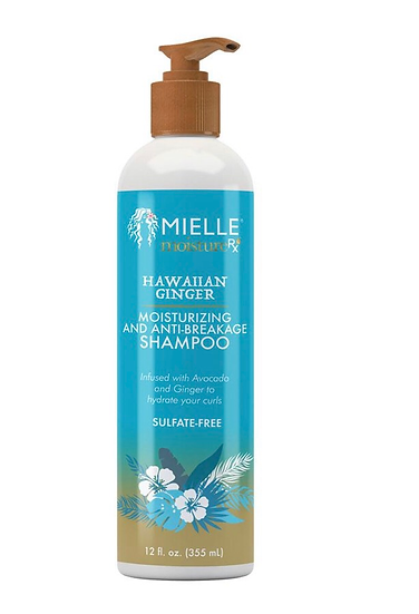 Moisture RX Hawaiian Ginger Moisturizing & Anti-Breakage Shampoo