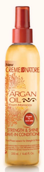 Creme of Nature Argan Oil Strength & Shine Leave-in Conditioner