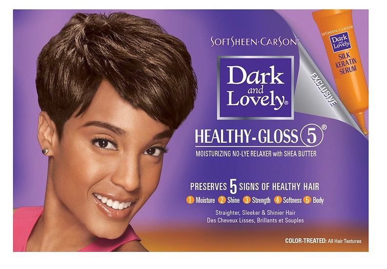 Moisturizing Relaxer With Shea Butter - Color Treated