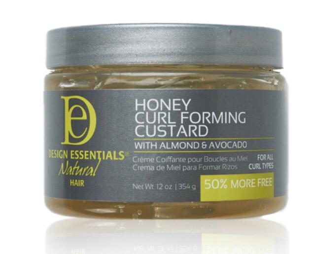 Honey Curl Forming Custard - 8oz