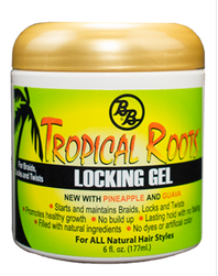 Tropical Roots Locking Gel