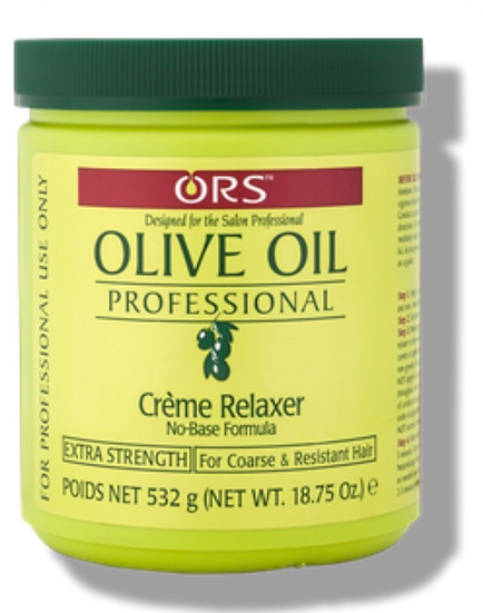 Olive Oil Professional. No Lye Built in Protection Relaxer Regular Strength