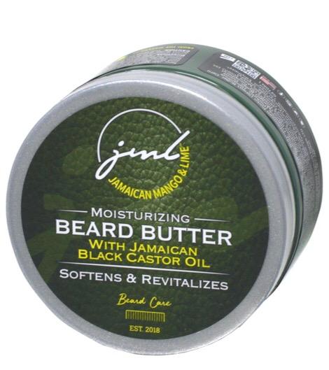 Jamaican Mango & Lime Moisturizing Beard Butter 4oz