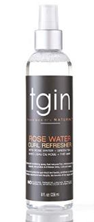 TGIN Rose Water Curl Refresher