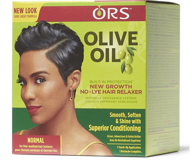 ORS Olive Oil New Growth Normal Relaxer