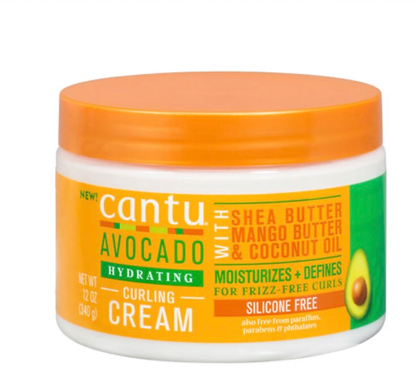 Avocado Hydrating Curling Cream