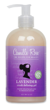 Camille Rose Lavender Crush Defining Gel with Extra Hold