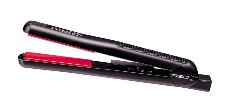 """Red by Kiss Ceramic Styler 1"""""""