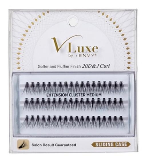 iENVY V-Luxe Extension Cluster Medium #VLEI01