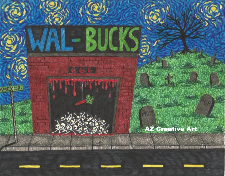 Wal Bucks 666