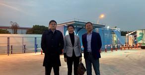 World's busiest hydrogen fuel station