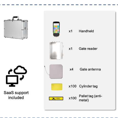 工业气瓶管理应用测试套件
