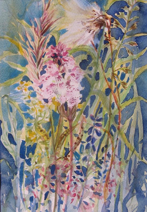 Wild Orchid Harris