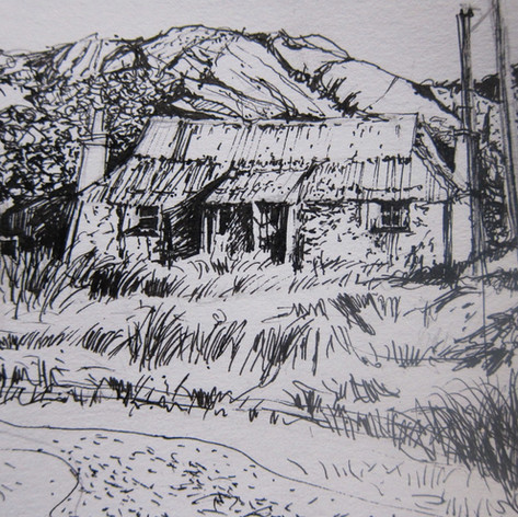 Rachel's Black House, Quidinish