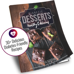 Dr. Nandi's Diabetic Desserts Cookbook