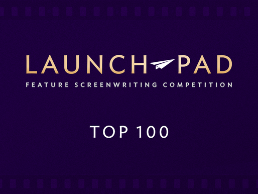ROSES IN THE WATER Named One of the Top 100 Screenplays in the Launch Pad Screenwriting Competition