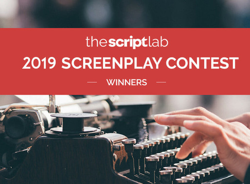 The Script Lab Announces the 2019 Screenplay Contest Winners