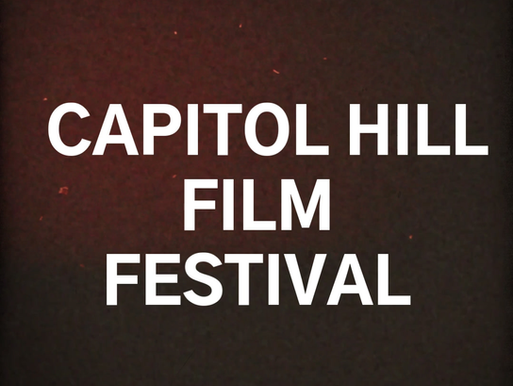 Capitol Hill Film Festival Announces Official Selections for 2021