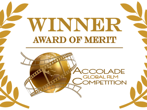 JANUARY 14TH Wins Award of Merit in Accolade Global Film Competition