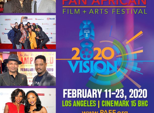The Pan African Film Festival Selects a Record-Breaking 225 Films, Representing 52 Countries
