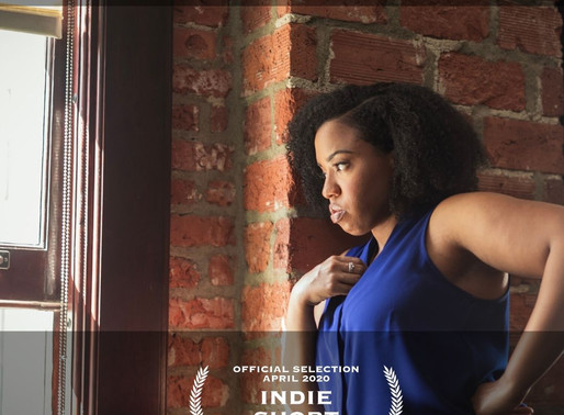 JANUARY 14TH Named An Official Selection of the Indie Short Fest in Los Angeles