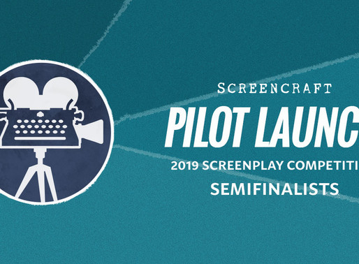 Semifinalists Announced in ScreenCraft Pilot Launch TV Script Competition