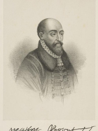 King Matthew Stewart (1516-1571)