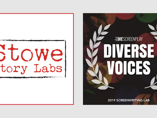 WeScreenplay Diverse Voices Announces Finalists for the Stowe Fellowships