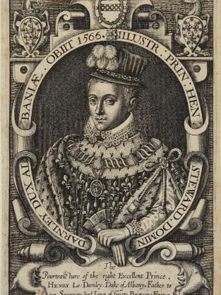 Henry Stuart, Lord Darnley (1545-1567)