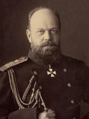 Alexander III, Emperor of Russia (1845-1894)
